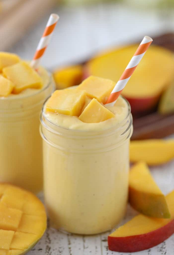 Real Fruit Purees in Frozen Drink Mixes? Yeah, We Did That.